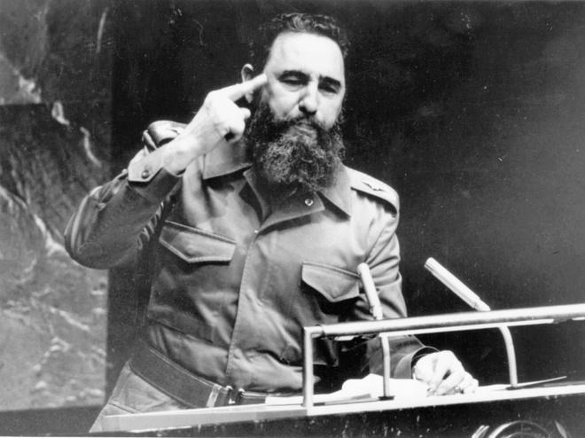 Truyen hinh: Bi quyet cua nha hung bien Fidel Castro hinh anh 1