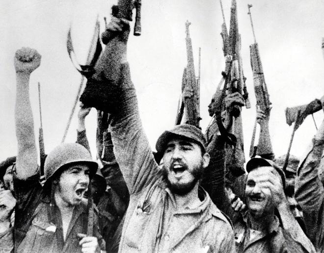 'Fidel da co hiep uoc voi Chua Troi' hinh anh