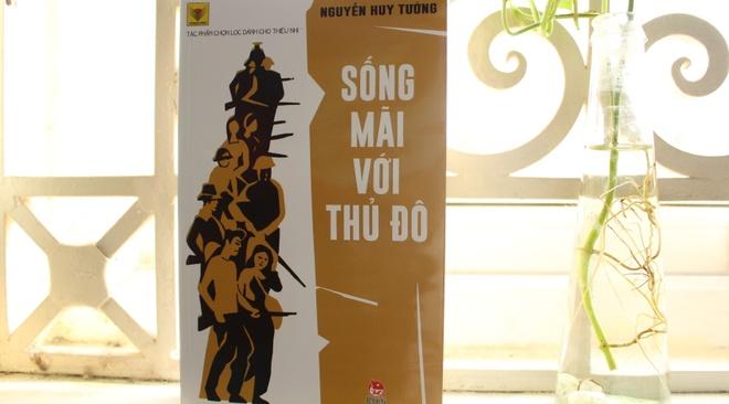 'Song mai voi thu do' - Ang van de doi cua Nguyen Huy Tuong hinh anh
