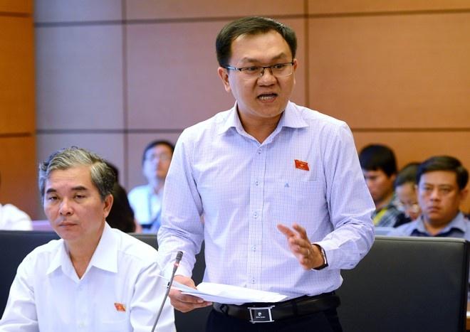 Hoi Xuat ban de nghi chinh Luat Hinh su anh 1