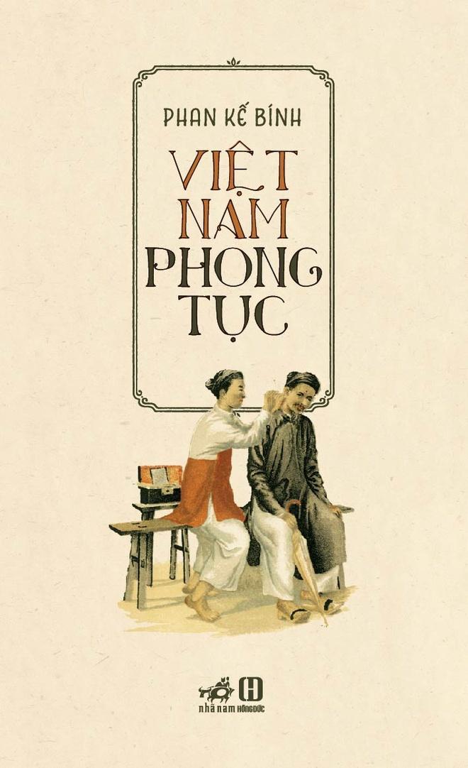 ve cuon Viet Nam phong tuc cua Phan Ke Binh anh 1