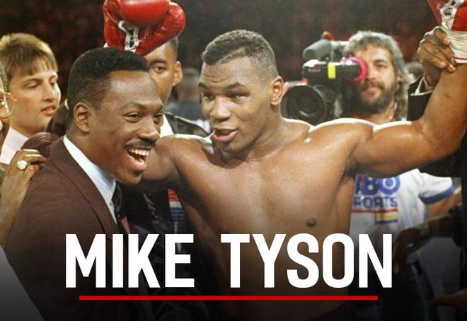 Mike Tyson - Su that tran trui: Quyen Anh, ma tuy, gai va su huy hoai hinh anh