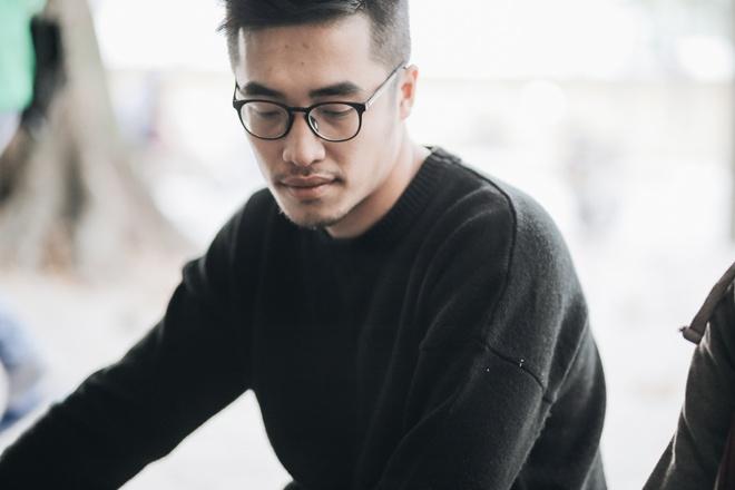 'Hoang tu Indie Viet': Neu viet nhac tam toi chac toi khong song noi hinh anh