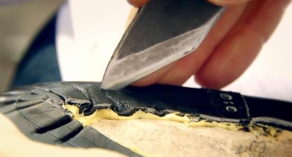 Can canh cong doan lam giay nghin do cua Louis Vuitton hinh anh 8