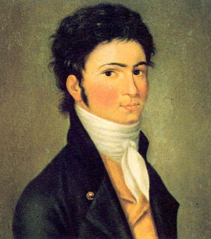 Ludwig van Beethoven va buc thu tinh tuyet vong hinh anh