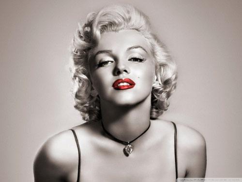 Marilyn Monroe - my nhan cua nhung buc thu tinh hinh anh