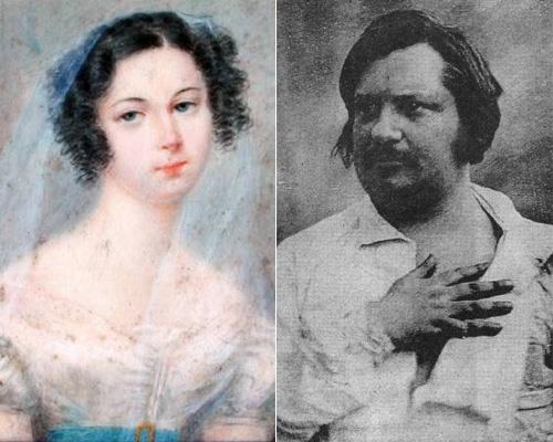 Moi tinh si cua dai van hao Balzac hinh anh