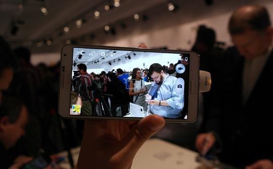 5 smartphone dang chu y tai IFA 2013 hinh anh