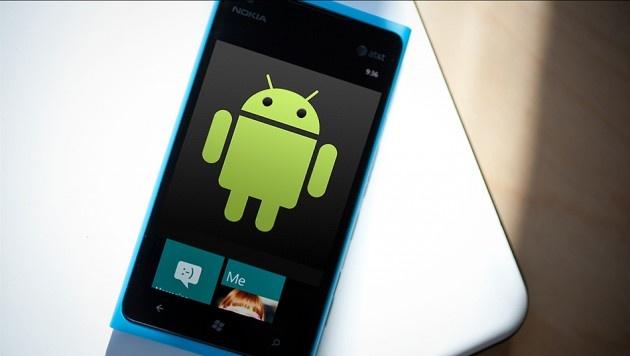 Nokia dang thu nghiem smartphone Android hinh anh