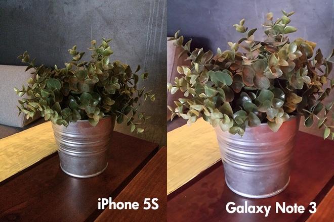 So sanh anh chup tu Galaxy Note 3 va iPhone 5S tai VN hinh anh 5