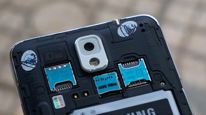 Galaxy Note 3 hai SIM dau tien gia gan 21 trieu tai Sai Gon hinh anh 9
