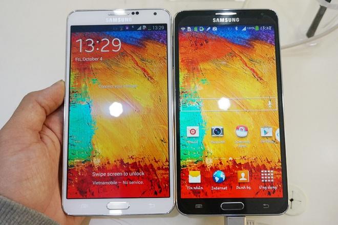 Galaxy Note 3 hai SIM dau tien gia gan 21 trieu tai Sai Gon hinh anh 12