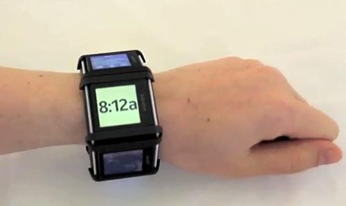 Nokia thai nghen smartwatch nhieu man hinh hinh anh