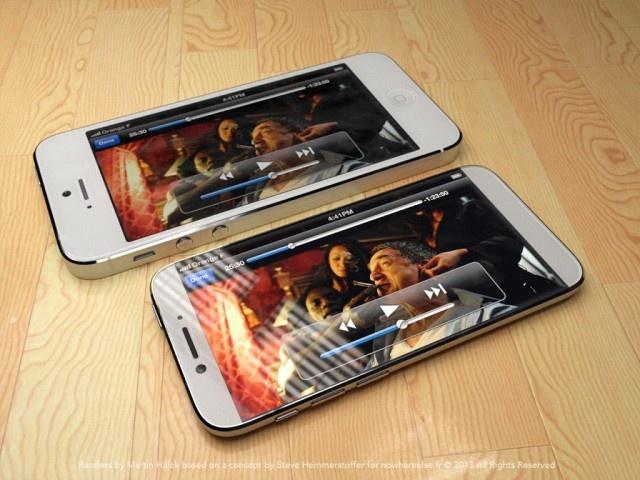 Ro tin don iPhone 6 co man hinh 5 inch hinh anh