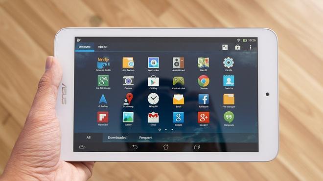 Mo hop tablet 8 inch gia 4 trieu cua Asus hinh anh 4