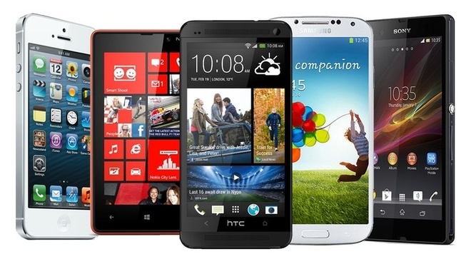 20 smartphone tot nhat the gioi thang 12/2013 hinh anh