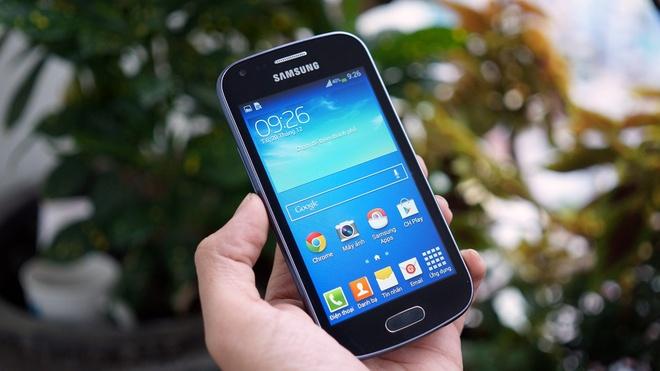 10 smartphone gia re noi bat nhat VN dau nam 2014 hinh anh 2