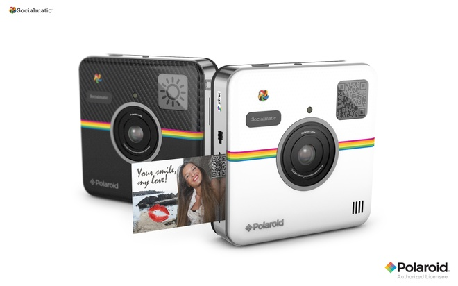 Polaroid gioi thieu may anh theo phong cach Instagram hinh anh 1