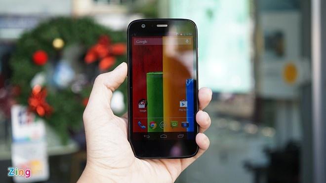 Blog 21h: Motorola san xuat smartphone gia 1 trieu dong hinh anh