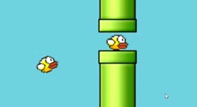 Dang sau nhung thanh cong ky dieu cua Flappy Bird hinh anh