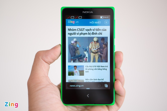 Nokia X tai Viet Nam co hieu suat gan bang Galaxy S2 hinh anh 3