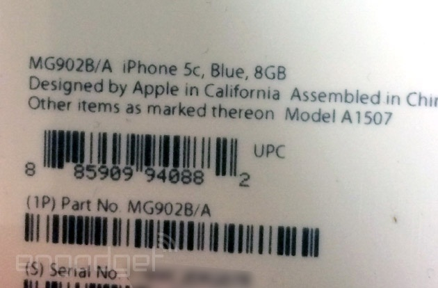 Apple ra iPhone 5C 8GB gia thap trong hom nay hinh anh 2