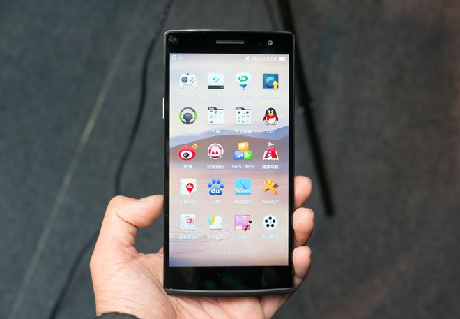 Oppo Find 7 ra mat voi man hinh 2K, chup duoc anh 50MP hinh anh