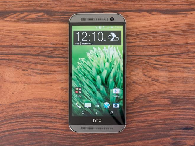 Dap hop va su dung thuc te HTC One M8 vua ra mat hinh anh