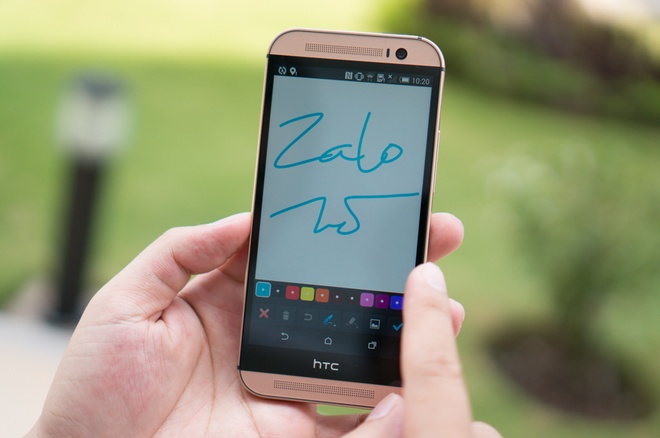 Danh gia HTC One M8: Gan den su hoan hao hinh anh
