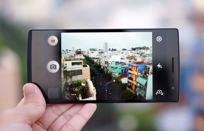 Anh chup 50 MP tu Oppo Find 7A hinh anh
