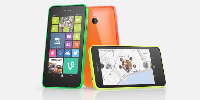 Nokia tung video quang cao smartphone moi Lumia 635 hinh anh