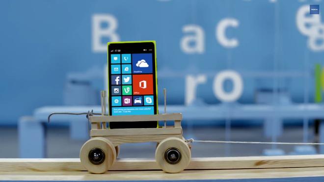 Nokia tung video doc dao chao mung ky nguyen Microsoft hinh anh