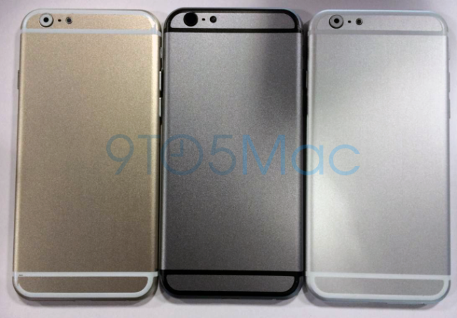 iPhone 6 phien ban vang champagne lo anh hinh anh