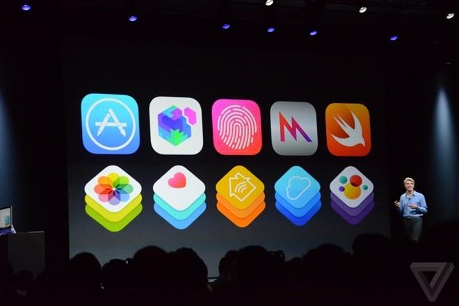 Khong co iPhone 6 trong ngay khai man WWDC 2014 cua Apple hinh anh
