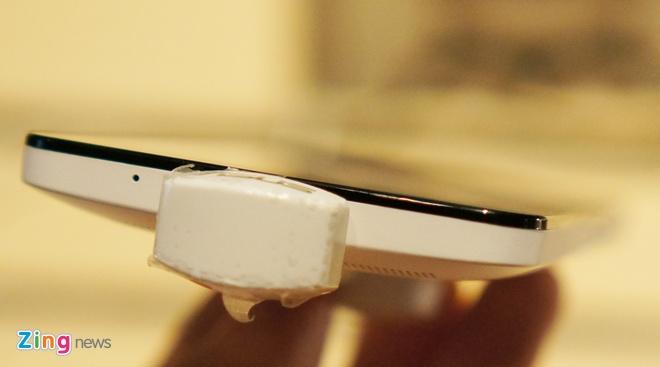 Anh, video thuc te Zenfone 4 man hinh 4,5 inch sap ban o VN hinh anh 12