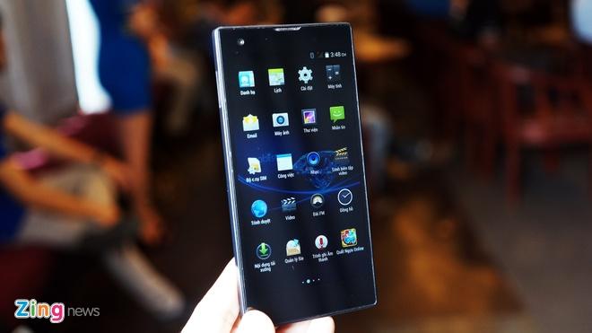 Smartphone 8 nhan thuong hieu Viet ra mat voi gia 5 trieu hinh anh 2