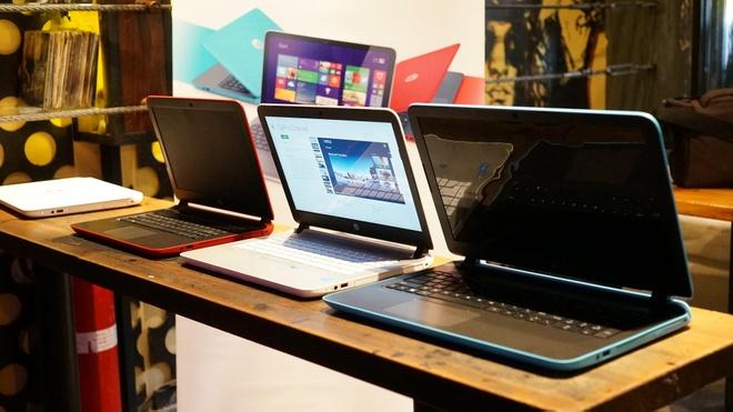 HP ra mat loat laptop Pavilion nhieu mau sac gia tot hinh anh