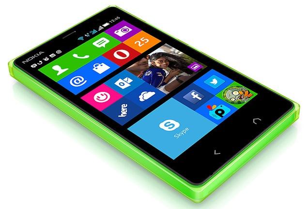 Nokia X2 ra mat tai Viet Nam ngay 21/7 hinh anh 1 Nokia X2 là một bản nâng cấp của Nokia X, giúp trải nghiệm người dùng được tốt hơn.