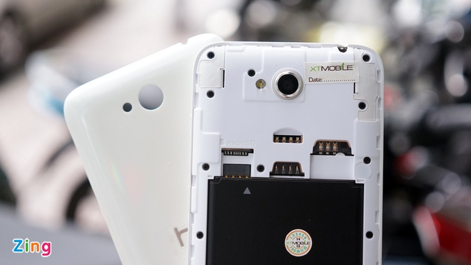 Mo hop HTC Desire 616 chip loi 8 vua ve VN gia 5,2 trieu hinh anh 13