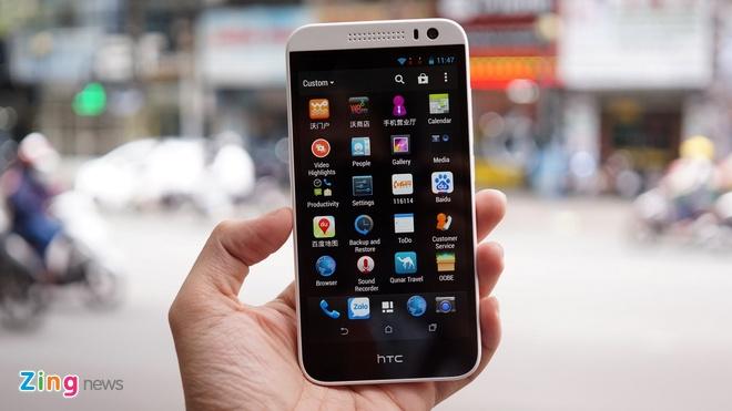 Mo hop HTC Desire 616 chip loi 8 vua ve VN gia 5,2 trieu hinh anh 11