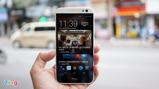 Mo hop HTC Desire 616 chip loi 8 vua ve VN gia 5,2 trieu hinh anh 3