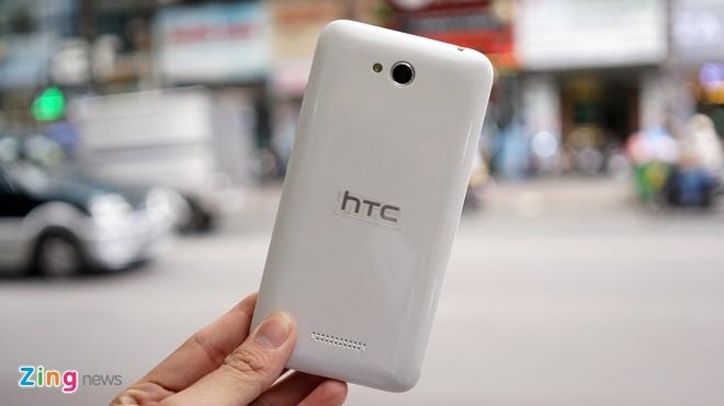 Mo hop HTC Desire 616 chip loi 8 vua ve VN gia 5,2 trieu hinh anh 4