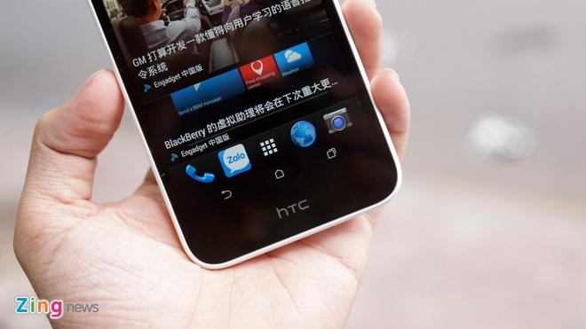 Mo hop HTC Desire 616 chip loi 8 vua ve VN gia 5,2 trieu hinh anh 8