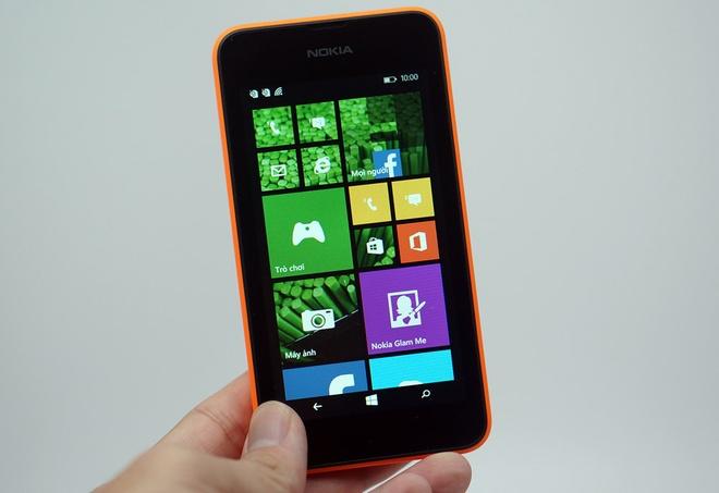 Mo hop Nokia Lumia 530 gia 2,35 trieu vua ra mat tai VN hinh anh