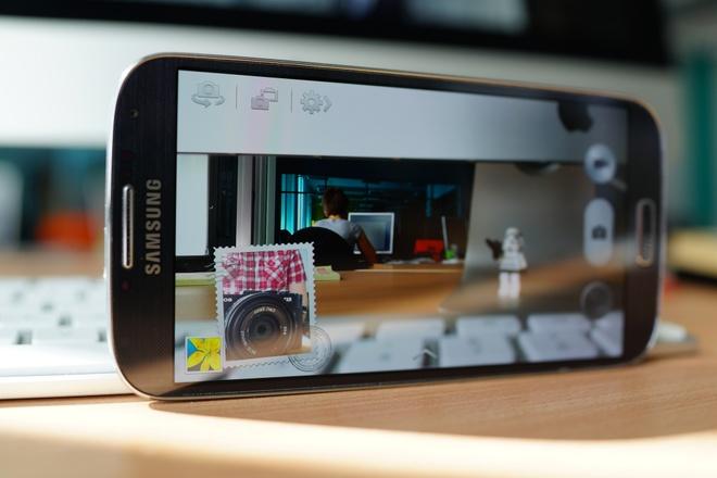 Samsung Galaxy S4 giam gia 2 trieu dong hinh anh