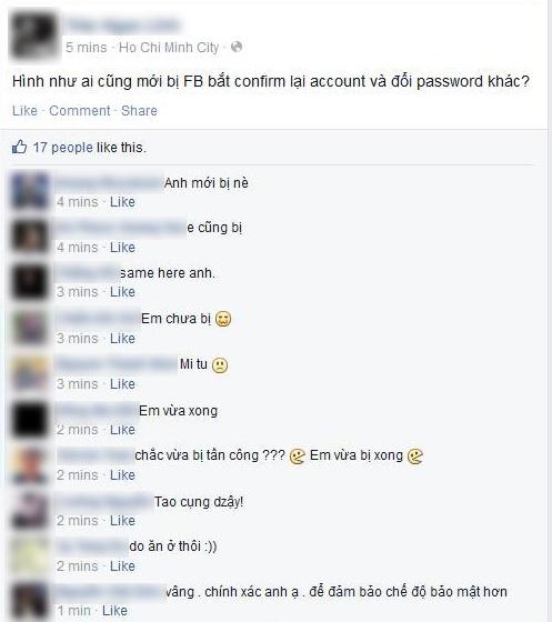 khoá messenger fb tạm thời