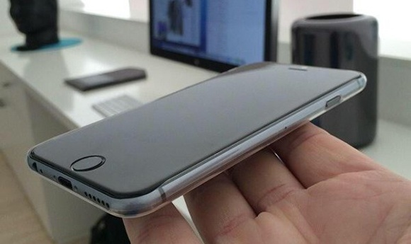 iPhone 6 bat ngo lo cau hinh thap truoc gio ra mat hinh anh