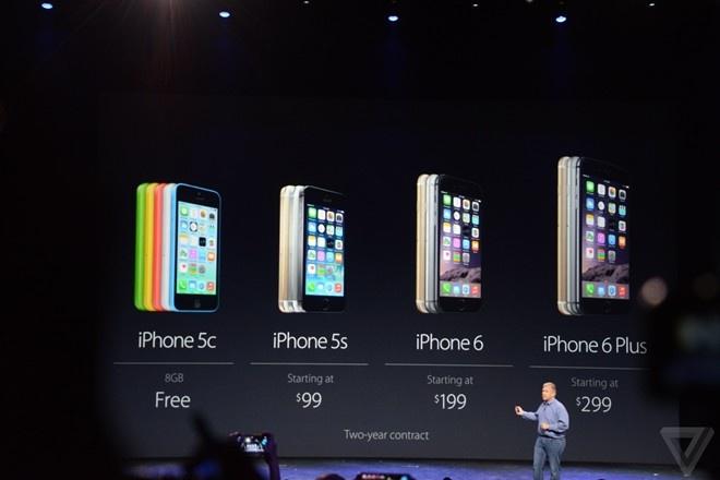 iPhone 6 va 6 Plus chinh thuc ra mat voi camera the he moi hinh anh