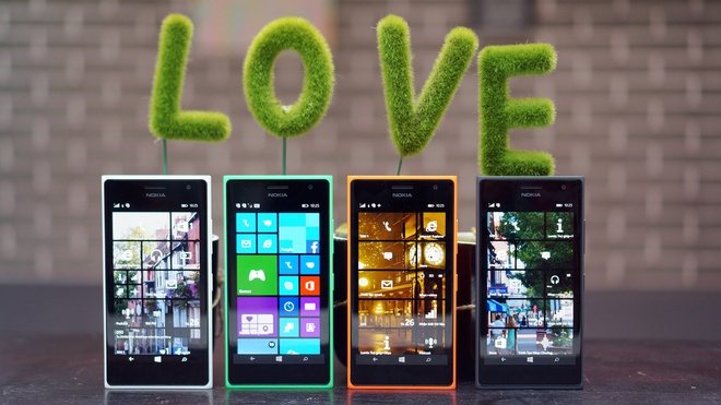 Nokia Lumia 730 chuyen 'tu suong' gia 5 trieu dong o VN hinh anh