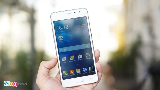 Thuc te Samsung Galaxy Grand Prime chuyen chup 'tu suong' hinh anh 1